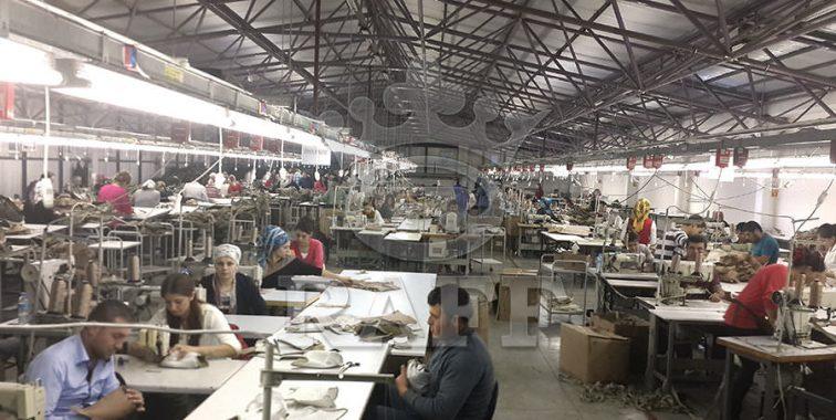 raff military textile uretim